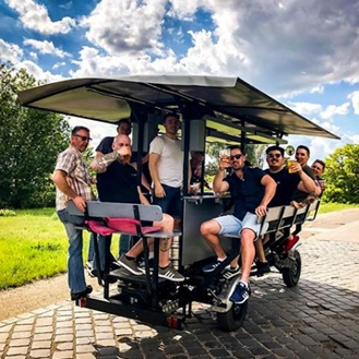 Beerbike Ride Budapest