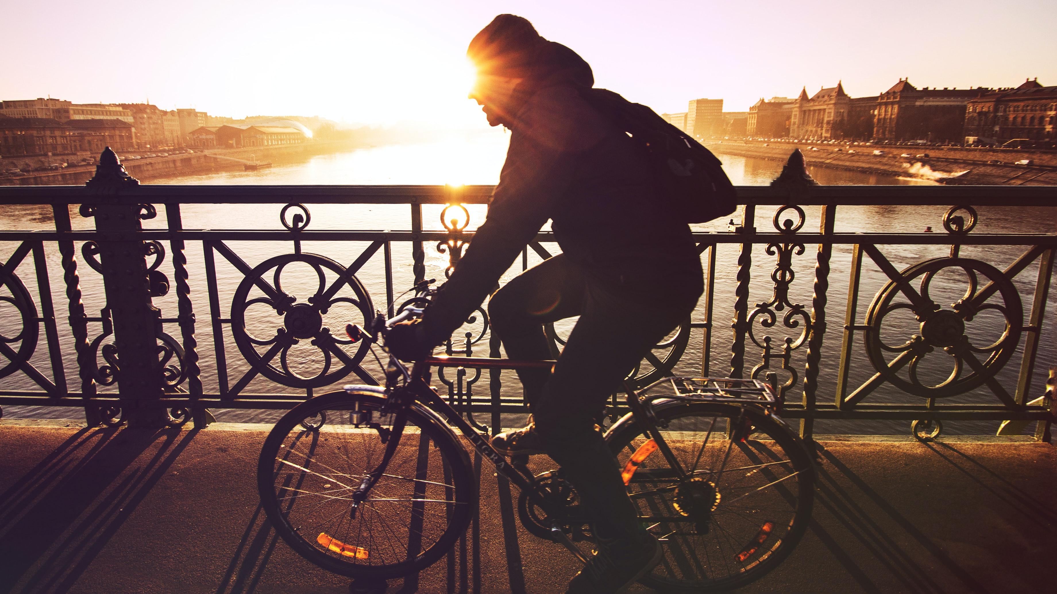 best bike routes around budapest