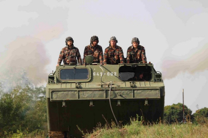 PTS-M harckocsi